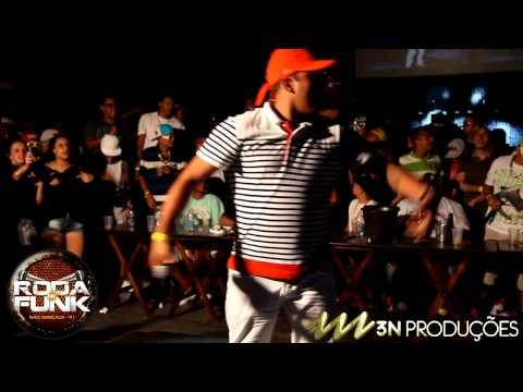 MC Frank :: Ao vivo na Roda de Funk de São Paulo ::