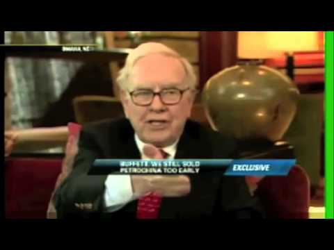 """Stock market for beginners"" - Advice by Warren Buffet"