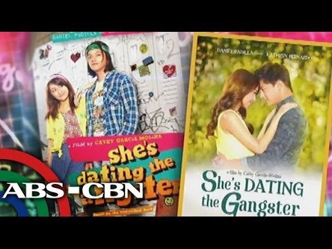 Marc Logan report: 'She's Dating The Gangster' teasers