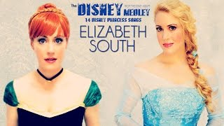 14 Disney Princess Medley (Frozen, For The First Time, Let