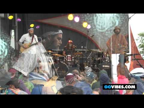 "Dangermuffin Performs ""Moonscapes"" at Gathering of the Vibes Music Festival 2012"