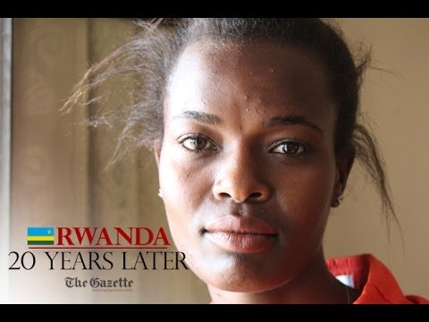 Rwanda 20 years later: Children of the genocide