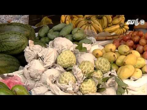 VTC14_Ngon và Lành_Nhóm hoa quả không tốt cho phụ nữ mang thai