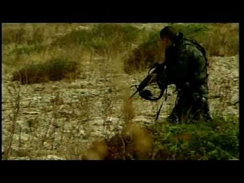 Ειδικές Δυνάμεις 4ο Σχολείο Υποβρύχιων Καταστροφέων Στρατού Ξηράς Καταδρομείς 8ο Βίντεο