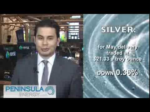 Commodities Report: March 17, 2014