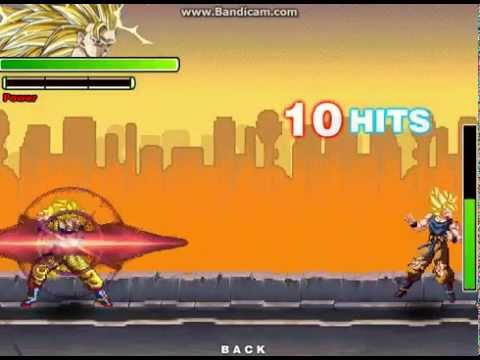 Dragon Ball Z Fierce Fighting The Game