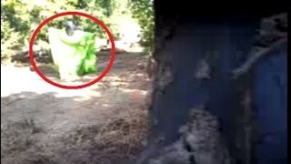 Poltergeist Caught On Tape?? Real Demon Ghost Caught Video