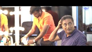 Prakash Raj Making Video From Nakshatram Movie