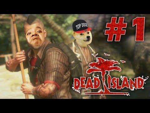 Dead Island Coop #1: KHI MŨ ĐEN VÀ KEVIL SĂN ZOMBIE!!!
