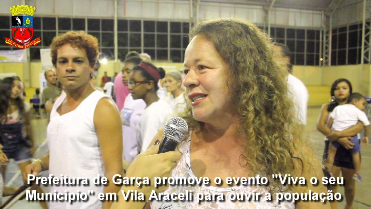 """""""Viva o seu Município"""" leva o prefeito João Carlos e todas as secretarias para a Vila Araceli"""