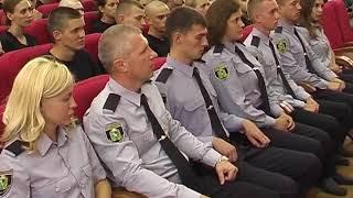 У ХНУВС приведено до Присяги працівника поліції випускників курсів первинної професійної підготовки