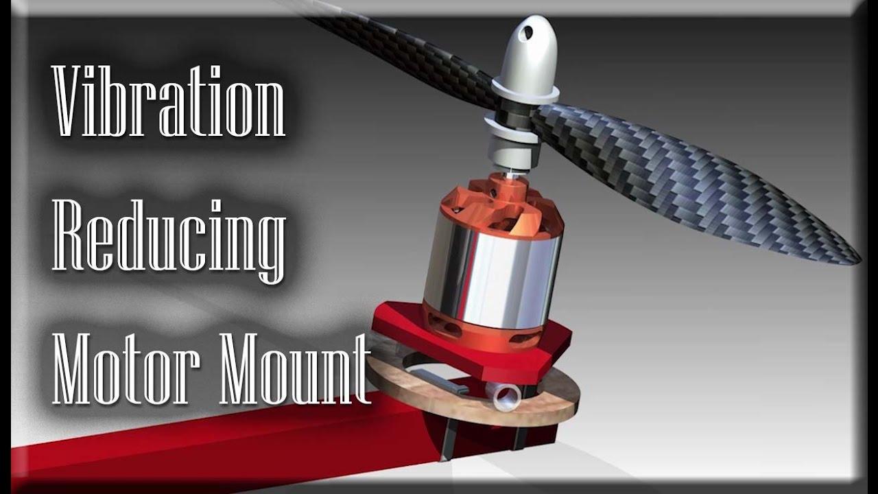 Vibration Reducing Motor Mounts Youtube