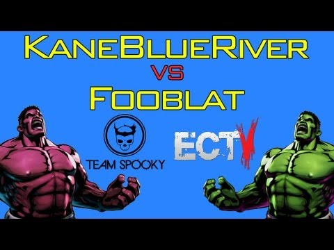 East Coast Throwdown 5 UMVC3: KaneBlueRiver vs. TS.Fooblat Exhibition Match - First to 15 5/19/13