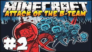 Minecraft - Attack of The B-Team - Ep.2 : Carpenters Blocks Mod! w/ BdoubleO