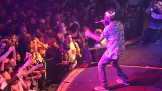 Juicy J Performing Live In Toronto