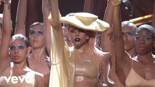 Lady Gaga - Born This Way (live)