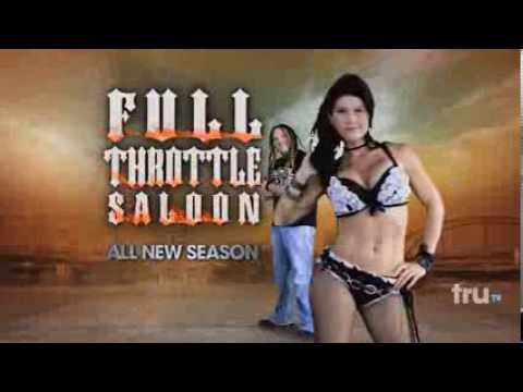 Fully Stocked And Fully Loaded by Full Throttle Saloon