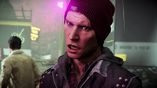 inFAMOUS Second Son Enjoy Your Power (PS4)