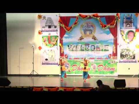 Telangana Canada Association Dhoom Dham Part 1