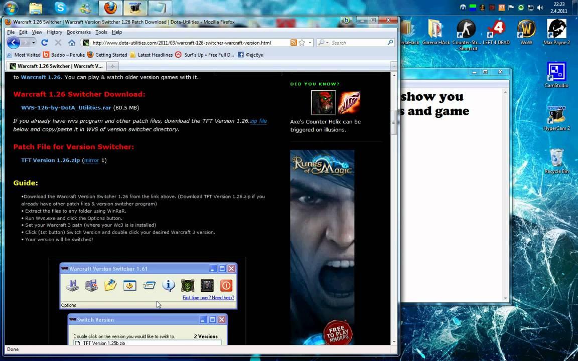 Warcraft iii :roc:tft