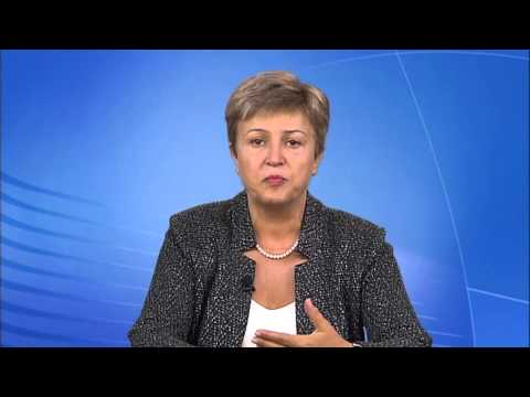 Commissioner Georgieva on 2 million Syrian refugees