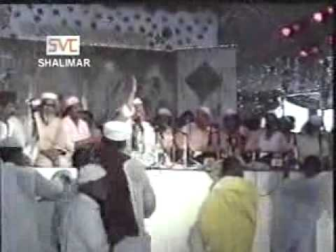 Nusrat Fateh Ali Khan Live At Data Darbar Part 4