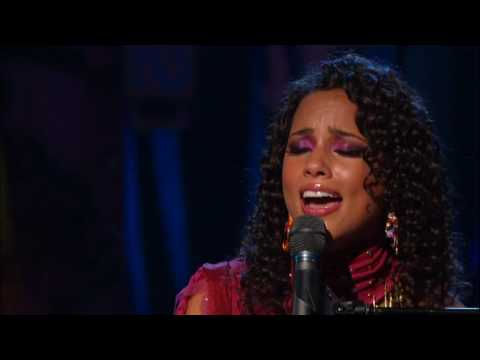 Alicia Keys - If Ain't got you - Acústico[HD]