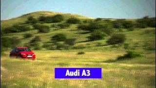 Audi A3 fabricado no Brasil chega ao mercado em setembro