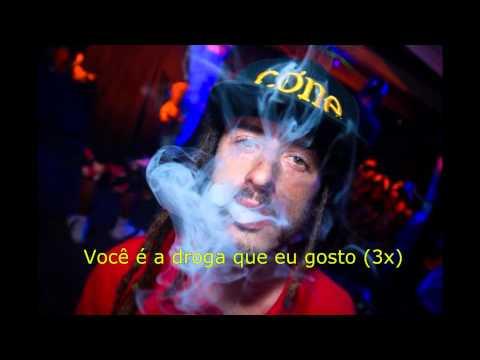 Cacife Clandestino - A Droga Que Eu Gosto (Remix Legendado) Part Ari & Charlie G