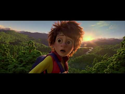 Mladý Yeti - trailer na animák