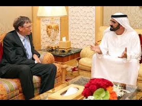 The Dubai Expo 2020 - Bill Gates 2013 HD