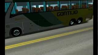 18 WoS American Long Haul - ModBus Ultimate V 1.1 Santiago Edition HD 6
