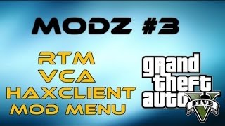 [PS3/PS4/GTA5] Online Mod Menu 1.20 & Money Hack 1.20