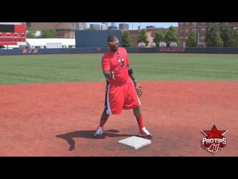 Fielding Tips: Fielding 2nd Base on a Double Play with Brandon Phillips