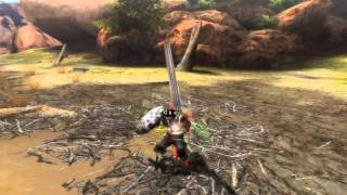 Monster Hunter 3 Ultimate Qurupeco