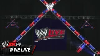 WWE 2K14 Community Showcase: WWE Live Arena (PS3 & 360
