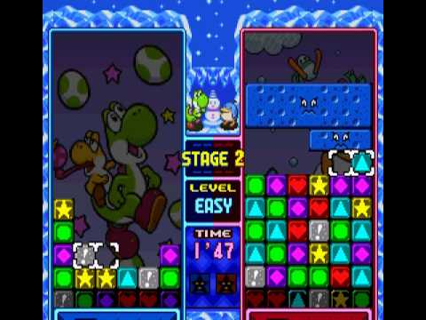 Tetris Attack - Tetris Attack (SNES) - Vizzed.com Play - User video