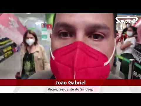 Sindsep em Brasília na pressão: Cancela a PEC 32!