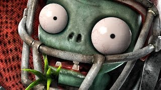Plants Vs Zombies Garden Warfare Gameplay Walkthrough Part
