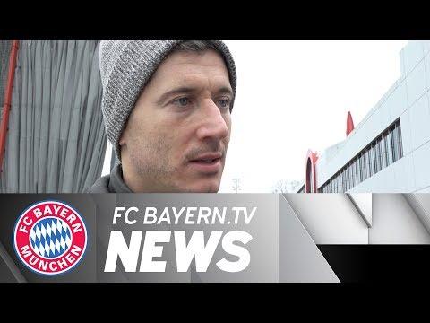 Lewandowski on PSG: