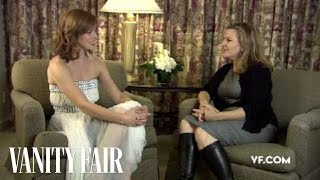 Milla Jovovich Talks to Vanity Fair's Krista Smith About the Movie Stone view on youtube.com tube online.