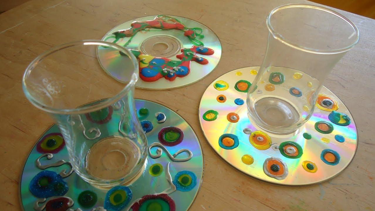 Trabajos Manuales Con Material Reciclable Para Ninos