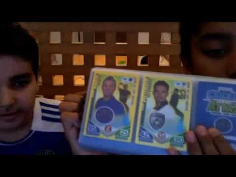 Unng 10 Packs Of Cricket Attax 2 Golds