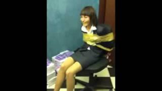 Segretaria Torturata In Ufficio