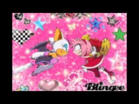 Sonic:As meninas
