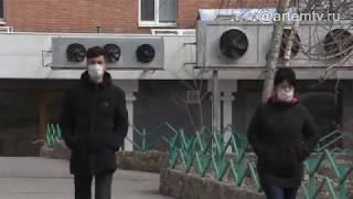 Об эпидситуации в Артёмовском городском округе на 22 мая