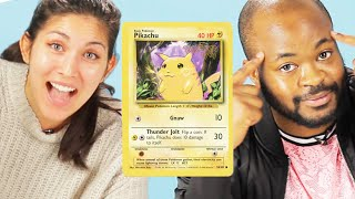 People Guess The Prices Of Pokemon Cards