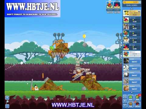 Angry Birds Friends Tournament Level 2 Week 92 (tournament 2) no power-ups