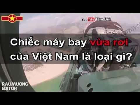 Chiếc máy bay vừa rơi của Việt Nam là loại gì?