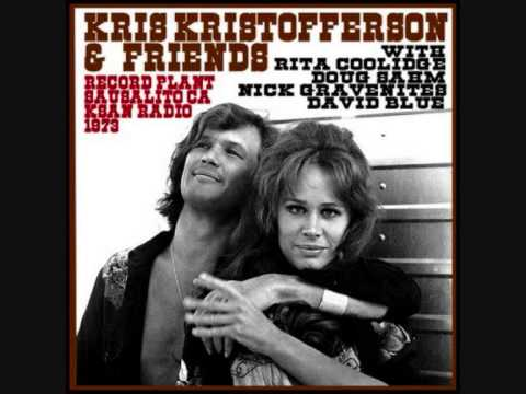 Kristofferson & Friends - I'll change your flat tire, Merle (Nick G. vocals) disc 2, track 11